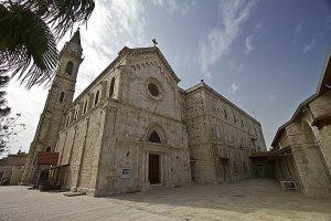 רמלה הכנסייה הפרנציסקנית