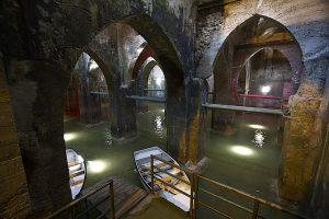 Pool of Arches Ramla